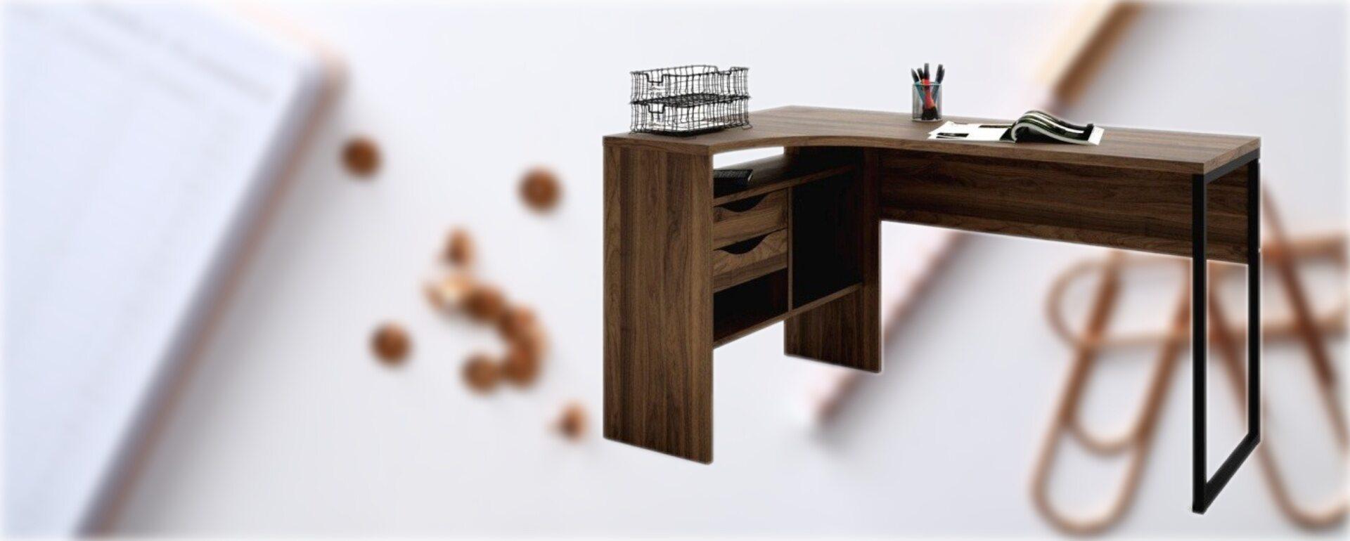 K Vaši práci, studiu potřebujete pohodlný a praktický stůl